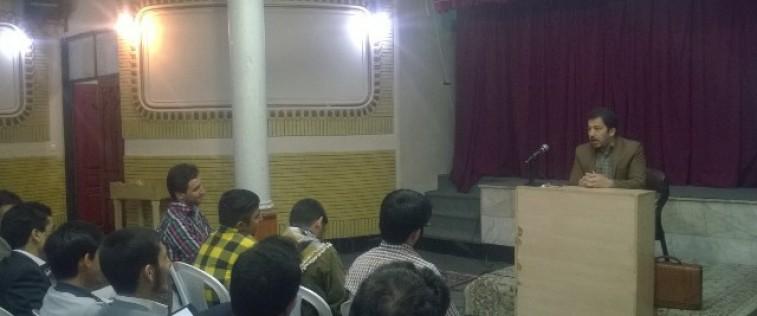 برگزاري جلسه قرارگاه محوري برادران مشهد