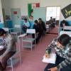 آزمون علمی آینده سازان ویژه اعضای هیأت مرکزی انجمنهای اسلامی در شهرستان کاشمر برگزار گردید