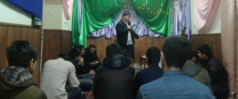 برگزاری جشن میلاد پیامبراعظم(ص) توسط هیأت انصارالمهدی(عج) اتحادیه قوچان
