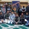 برگزاری قرارگاه مرکزی برادران شهرستان نیشابور با موضوع « هماهنگی ستادهای دهه فجر»