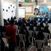 برگزاری مناظره نمایندگان نامزدهای ریاست جمهوری درجمع  «رأی اولی های دختر انجمنی مشهد»