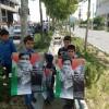 حضور پرشور و شعور انجمنی های گلبهار در راهپیمایی روز قدس(به روایت تصویر)