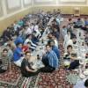 مراسم «وداع با ماه مبارک رمضان» ویژه قرارگاههای دانش آموزی برادران مشهد برگزارشد