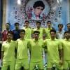 شرکت انجمنی های بجستان در نهمین مسابقات فوتسال جام رحمت