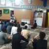 برگزاری اولین هیأت دانش آموزی انصارالمهدی(عج) اتحادیه جدیدالتأسیس فریمان
