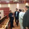 بازدید دبیرکل اتحادیه کشور از اماکن اردویی در مشهدمقدس