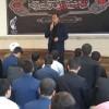 برگزاری مراسم هیأت انصارالمهدی(عج) در محرم توسط انجمن اسلامی آموزشگاه شهید بهشتی گناباد