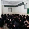 برگزاری هیئت انصارالمهدی(عج) به مناسبت ایام محرم الحرام توسط انجمنی های هنرستان دخترانه شهید تدادادی فریمان