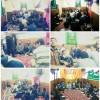 برپایی مراسم جشن آغاز امامت امام زمان(عج) به همت انجمنی های شهرستان قوچان