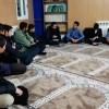 برگزاری قرارگاه مسئولین انجمنهای اسلامی مدارس پسرانه شهرستان فریمان