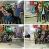 برگزاری مسابقه ورزشی به همت انجمنی های متوسطه اول آموزشگاه پسرانه طلایه داران قوچان