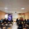 شرکت انجمنی های فریمان در دوره آموزشی- تشکیلاتی طلایه داران فردا۲