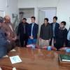 بازدید معاونین اتحادیه استان از اتحادیه مناطق سرولایت و زبرخان