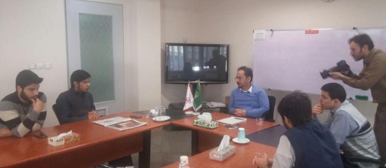 برگزاری میزگرد «جریان انقلاب اسلامی» با حضور تحریریه نگاره در مؤسسه قدس