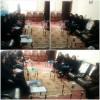 اولین قرارگاه بخش سنگان شهرستان خواف برگزار گردید