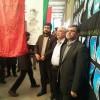 بازدید معاون پشتیبانی اداره کل آموزش و پرورش استان از نمایشگاه های«مدرسه انقلاب» انجمن های اسلامی مدارس مشهد