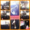 حضور پرشور انجمنی های نیشابور در راهپیمایی ۲۲ بهمن به روایت تصویر