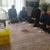 اهداء لوح یادبود « مادران آسمانی» به مادر شهید دانش آموز توسط انجمنی های آموزشگاه شهید بهشتی گناباد