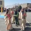 شرکت انجمنی های زبرخان در المپیاد حاملان قرآن دبیرستان سلسله الذهب