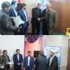 مراسم معارفه سرپرست اتحادیه انجمن های اسلامی شهرستان کلات