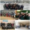 اردوی دو روزه انجمن اسلامی دبیرستان فرهیختگان شهرستان خواف به مقصد مشهد مقدس