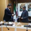 امضای تفاهم نامه همکاری اتحادیه استان با کمیته امداد امام خمینی