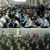جمعی از انجمنی های جلگه رخ به افتخار خادمیاری حضرت رضا(ع) مفتخر گردیدند