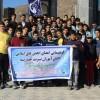 برگزاری همایش کوهپیمایی ویژه انجمنی های تربت حیدریه به مناسبت روز جوان