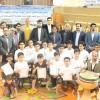 افتتاح رسمی«گود زورخانه پهلوانی» اتحادیه انجمن های اسلامی دانش آموزان تربت حیدریه