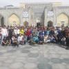شرکت انجمنی های منطقه تبادکان در اردوی ۳ روزه تفریحی- تشکیلاتی