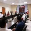 برگزاری قرارگاه مرکزی برادران اتحادیه گلیبهار با حضور مدیریت آموزش و پرورش