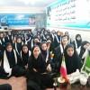 شرکت انجمنی های خواف در جشن روز دختر «دختر ماه»
