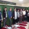 بازدید معاون توسعه شبکه اتحادیه استان از فعالیت های اتحادیه گلبهار