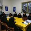 برگزاری قرارگاه مرکزی خواهران گناباد با موضوع «برنامه ریزی راهپیمایی ۱۳ آبان»
