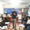 برگزاری قرارگاه مرکزی برادران شهرستان خواف به مناسبت «هفته وحدت»