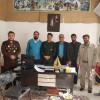 برگزاری جلسه مشترک اتحادیه انجمن های اسلامی و بسیج دانش آموزی شهرستان تربت حیدریه