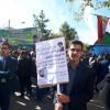 حضور پرشور انجمنی های شهرستان گناباد در راهپیمایی ۱۳ آبان به روایت تصویر