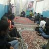 برگزاری قرارگاه مرکزی برادران اتحادیه کاشمر با موضوع «چهل سالگی انقلاب»
