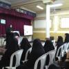 برگزاری پاتوق متوسطه اول خواهران مشهد با موضوع برنامه ریزی در ایام امتحانات