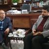دیدار مسئول اتحادیه استان و رئیس شورای اسلامی شهر مشهد