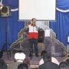 شرکت انجمنی های تربت حیدریه در دوره آموزشی کمک های اولیه هلال احمر