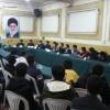 برگزاری قرارگاه مرکزی برادران مشهد با موضوع «مشاوره تحصیلی و برنامه ریزی درسی»