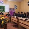 برگزاری نشست هم اندیشی پیرامون چهل سالگی انقلاب با حضور مربیان اتحادیه تربت جام