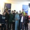 دیدار فرماندهی بسیج دانش آموزی تربت حیدریه با اعضای انجمن های اسلامی دانش آموزان