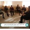 بازدید مربی اتحادیه خوشاب از انجمن های اسلامی جدیدالتأسیس
