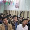 شرکت انجمنی های پسر تربت حیدریه در کلاس های مشاوره تحصیلی