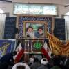 قرائت بیانیه مراسم ۹ دی جنبش دانش آموزی توسط انجمنی های گناباد