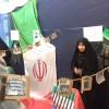 بازدید مسئول اتحادیه استان از «نمایشگاه مدرسه انقلاب» انجمن اسلامی آموزشگاه دخترانه آرمینه مصلی نژاد ناحیه ۷ مشهد