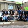 بازدید مسئول اتحادیه استان از «نمایشگاه های مدرسه انقلاب» انجمن های اسلامی مدارس بجستان
