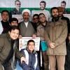 حضور پرشور اعضای انجمن های اسلامی مدارس مشهد در راهپیمایی ۲۲ بهمن